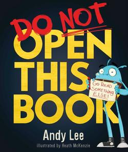 Do Not Open This Book book