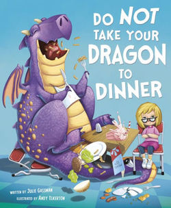 Do Not Take Your Dragon to Dinner book