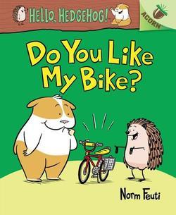 Do You Like My Bike? book