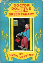 Doctor Dolittle and the Green Canary book