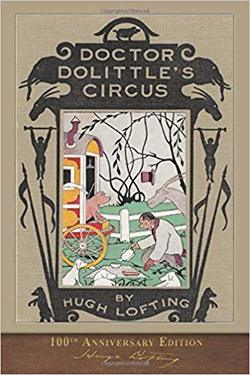 Doctor Dolittle's Circus book