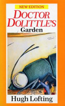Doctor Dolittle's Garden book
