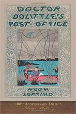 Doctor Dolittle's Post Office book