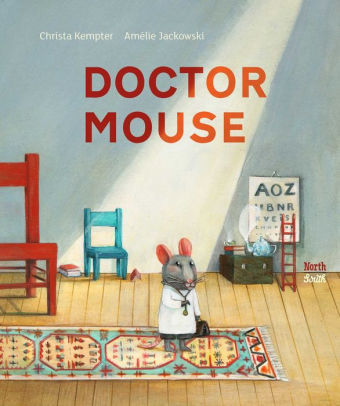 Doctor Mouse book