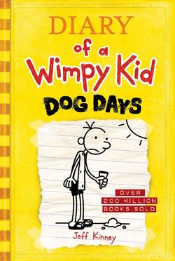 Dog Days (Diary of a Wimpy Kid #4) book