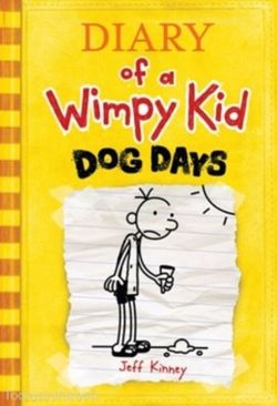 Dog Days book