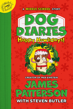 Dog Diaries: Happy Howlidays: A Middle School Story book