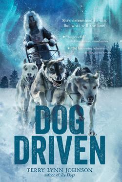 Dog Driven book
