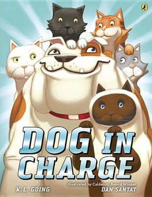 Dog In Charge book
