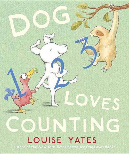 Dog Loves Counting book