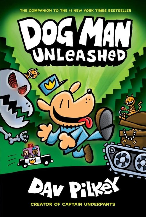 Dog Man Unleashed book