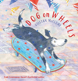Dog on Wheels book