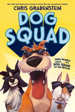 Dog Squad book