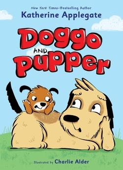 Doggo and Pupper book