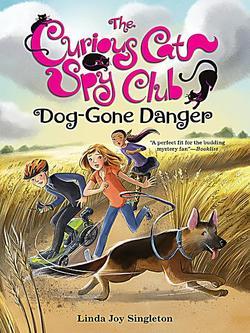 Dog-Gone Danger book
