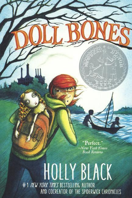 Doll Bones book