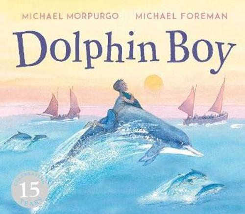 Dolphin Boy book