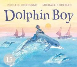 Dolphin Boy book