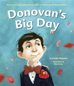 Donovan's Big Day book