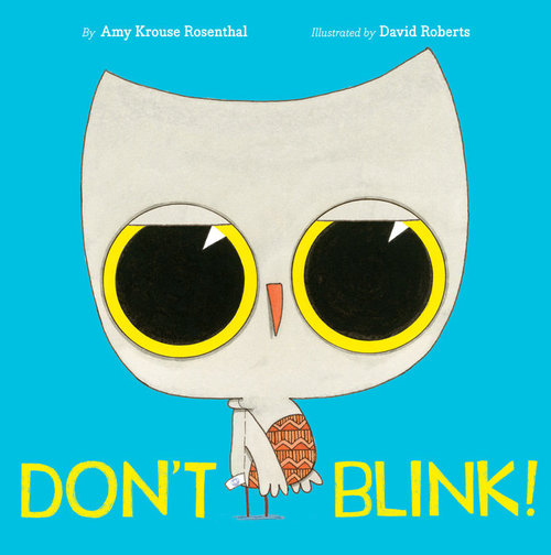 Don't Blink! book