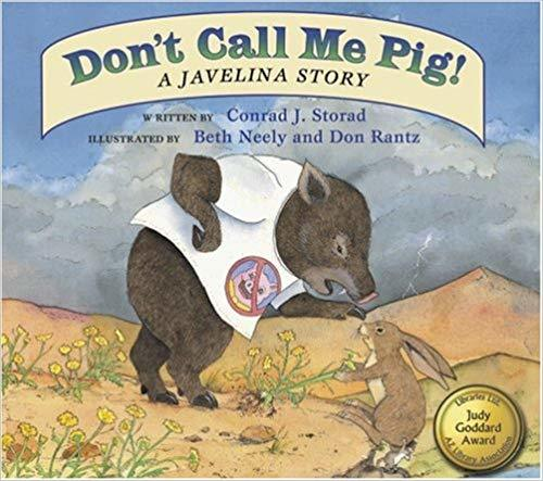 Don't Call Me Pig! book