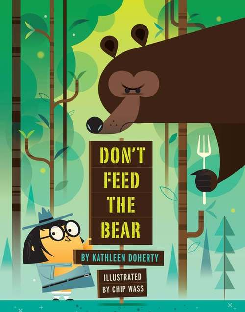 Don't Feed the Bear book