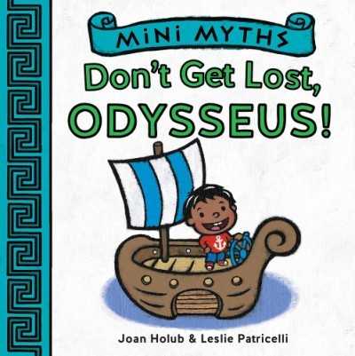 Don't Get Lost, Odysseus! Book