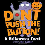Don't Push the Button! Halloween book