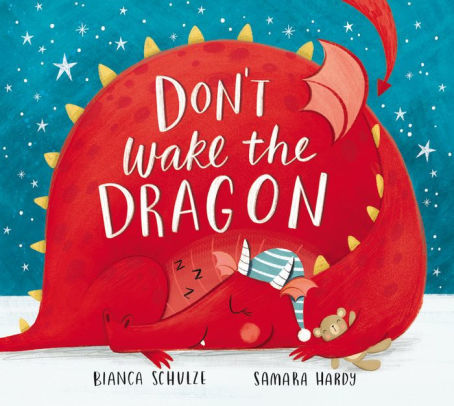 Don't Wake the Dragon book