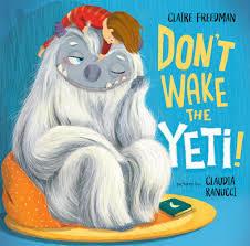 Don't Wake the Yeti! book