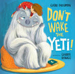 Don't Wake the Yeti! book