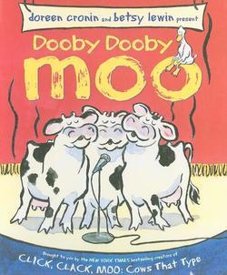 Dooby Dooby Moo book