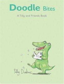 Doodle Bites book