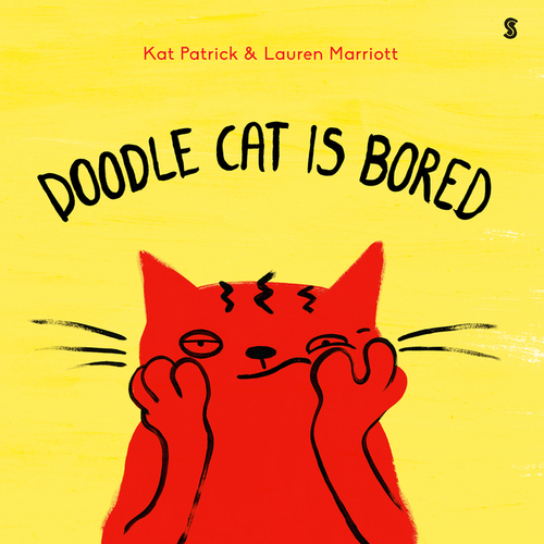 Doodle Cat Is Bored book