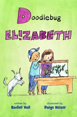 Doodlebug Elizabeth book