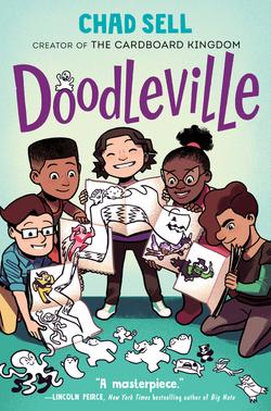 Doodleville book