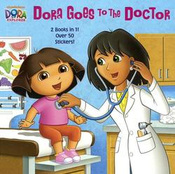 Dora Goes to the Doctor book