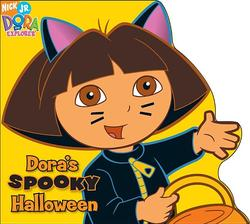 Dora's Spooky Halloween book