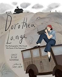 Dorothea Lange book