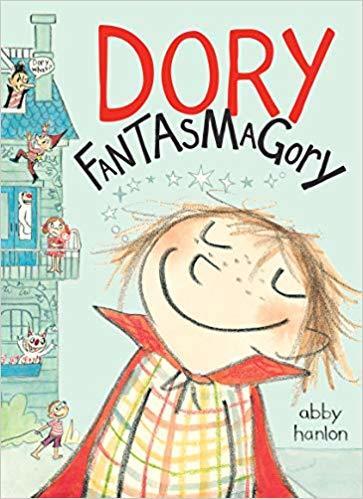 Dory Fantasmagory book