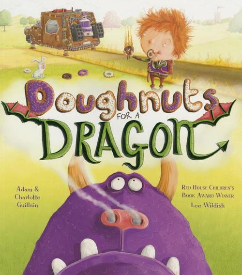 Doughnuts for a Dragon book