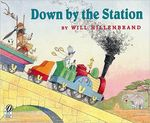 Down by the Station book