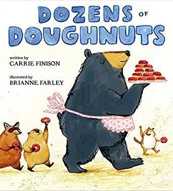 Dozens of Doughnuts book