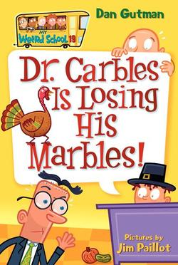 Dr. Carbles Is Losing His Marbles! book