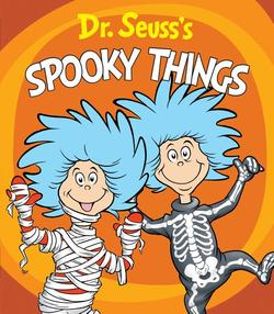 Dr. Seuss's Spooky Things book