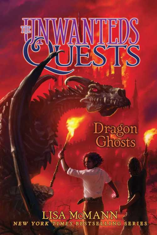 Dragon Ghosts book