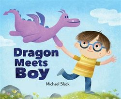 Dragon Meets Boy book