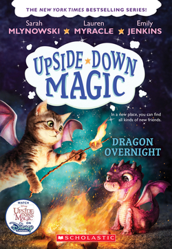 Dragon Overnight book