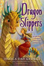 Dragon Slippers book