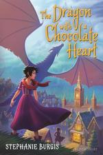 Dragon with a Chocolate Heart book